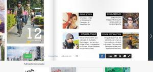 Página de colaboradores - #6 Revista Velô
