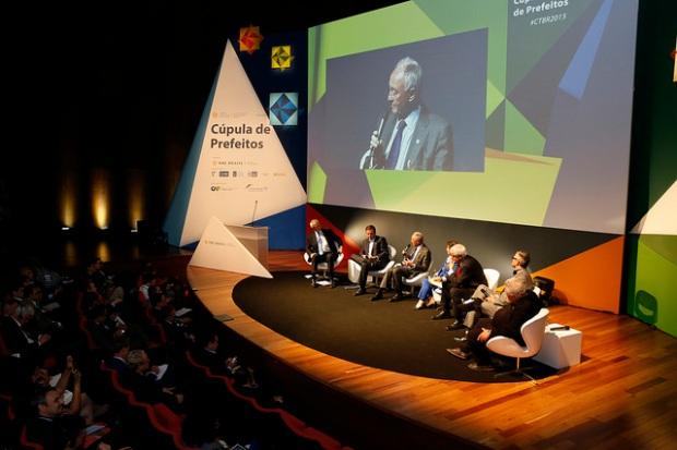 WRI Brasil Cidades Sustentáveis promoveu o Congresso Internacional Cidades & Transportes